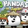 Jeu 3 Pandas 2 en plein ecran