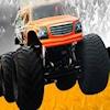 Jeu 3D Urban Monster Truck en plein ecran
