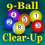 Jeu 9-Ball Clear-Up (Pool)
