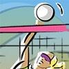 Jeu Beach Volley Ball en plein ecran