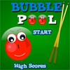 Jeu Bubble Pool en plein ecran