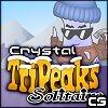 Jeu Crystal TriPeaks Solitaire