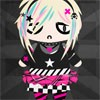 Jeu Dressup Emo/Punk Chibi