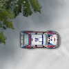 Jeu Drift Rally Snow en plein ecran