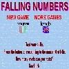 Jeu FALLING NUMBERS