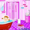 Jeu Girly Bathroom Decorating