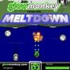 Jeu Glowmonkey Vs The Meltdown