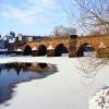 Jeu Jigsaw: Frozen River