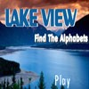 Jeu Lake View – Find the Alphabets