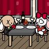 Jeu Make-A-Scene: At The Restaurant