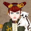 Jeu Mega steampunk dress up game