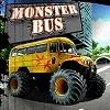 Jeu Monster Bus Rampage en plein ecran