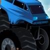 Jeu Monster Truck Trials en plein ecran