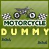 Jeu Motorcycle Dummy en plein ecran