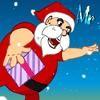 Mr Santa Throwing