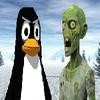 Jeu Penguins Versus Zombies