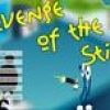 Jeu revenge of the stick en plein ecran