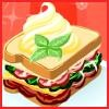 Jeu Shaquita's Sandwich Maker