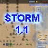 Jeu Storm 1.1 en plein ecran