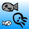 Jeu Life of squid