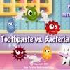 Jeu Toothpaste vs. Bacteria