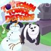 Jeu Towertown Tower Defense en plein ecran