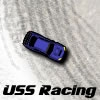Jeu USS Racing en plein ecran