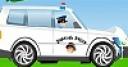 Jeu Zoptirik Police Jeep