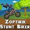 Jeu Zoptirik Stunt Biker en plein ecran